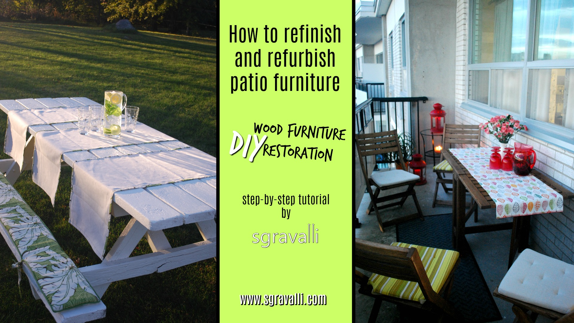 how to refinish and refurbish patio furniture diy wood furniture restoration using paint and stain u2022 sgravalli